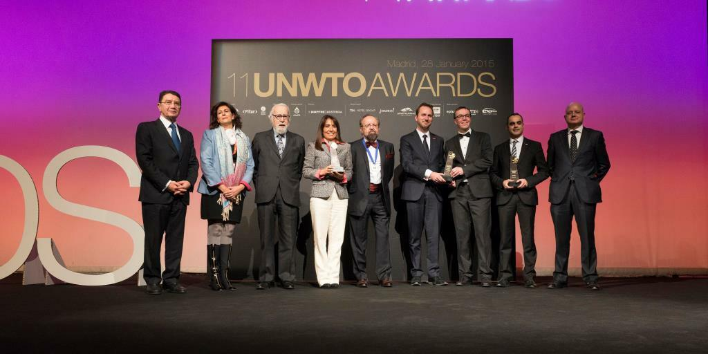 VisitEurope Application Wins UNWTO Ulysses Award for Innovation in Research And Technology