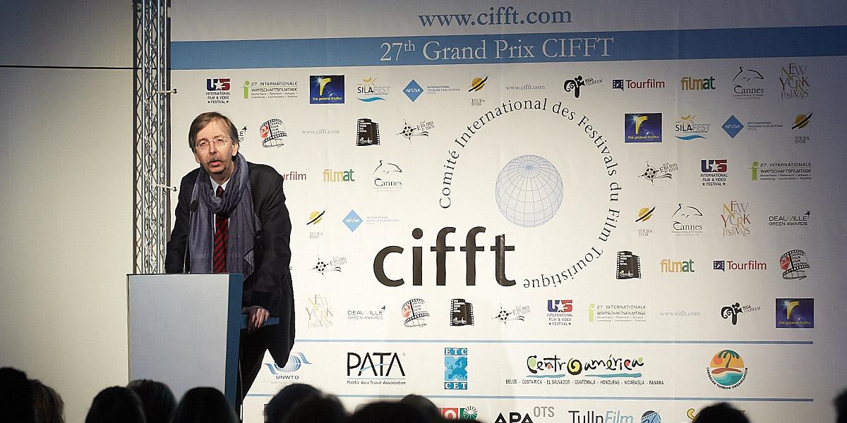 CIFFT World's Best Tourism Film 2017