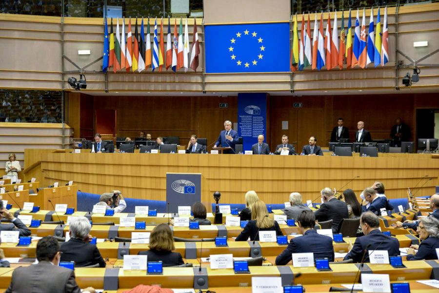 High-Level Conference at the European Parliament