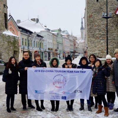 EU-China Tourism Year FAM Trips