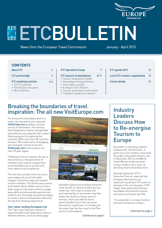ETC's Bulletin Issue 7