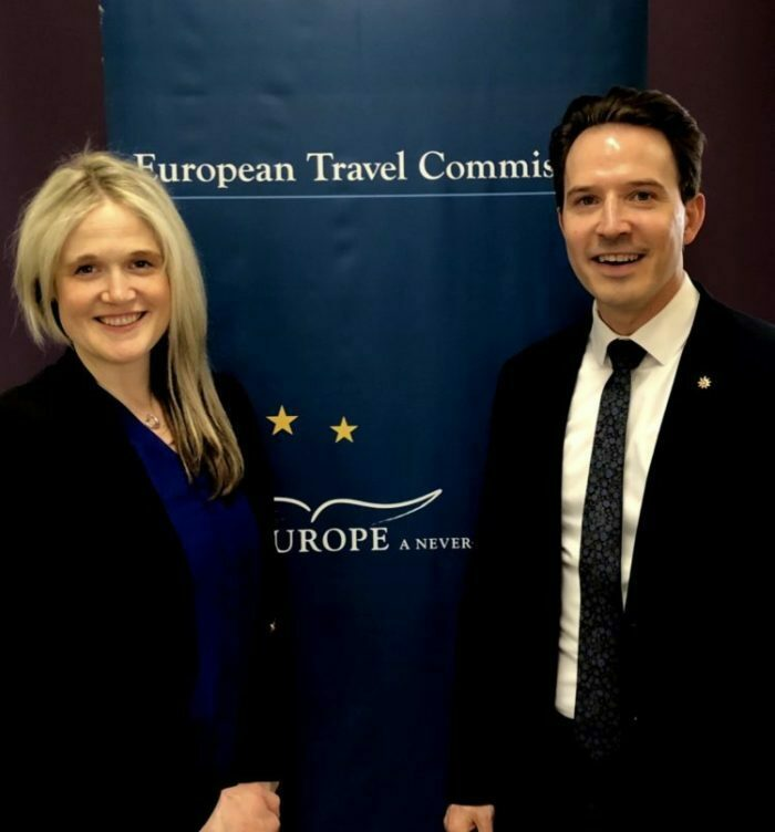European Travel Commission names new Vice-Chair in Canada
