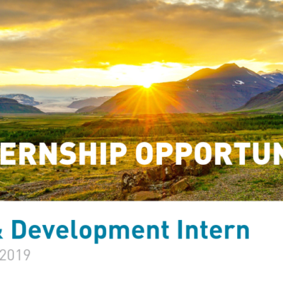 Research & Development Internship