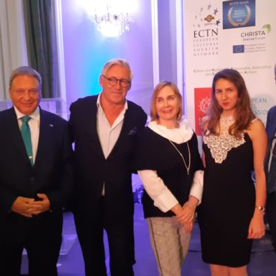 Winners of the Destination of Sustainable Cultural Tourism Awards 2019