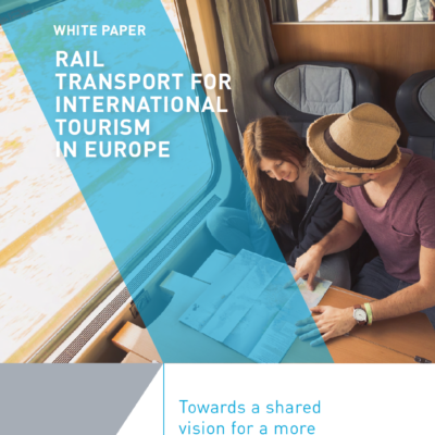 White Paper on Rail Transport for International Tourism in Europe