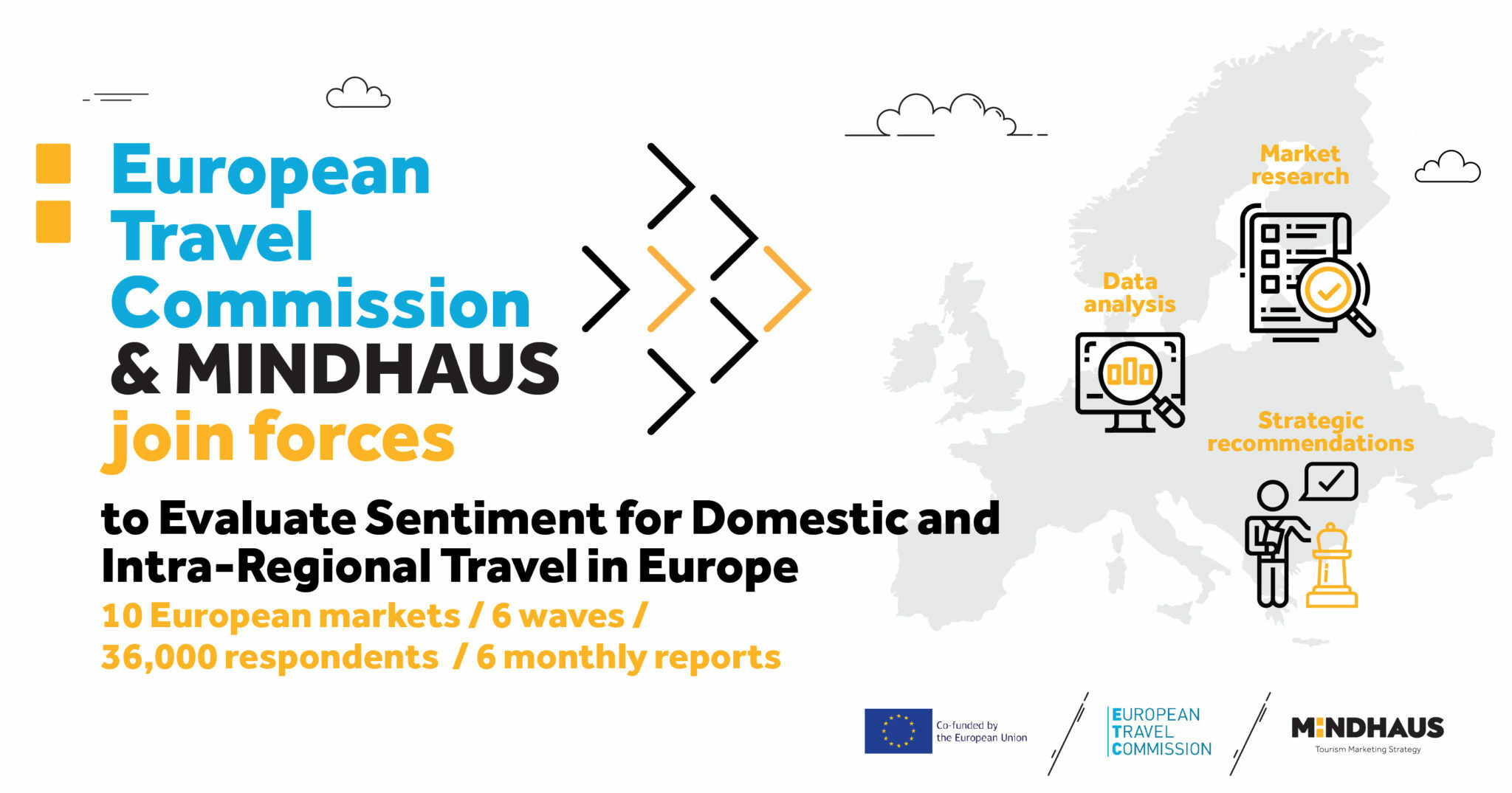 ETC and MINDHAUS join forces to evaluate sentiment for domestic and intra-European travel