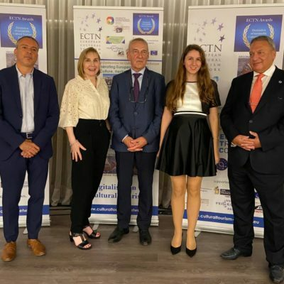 WINNERS OF THE DESTINATION OF SUSTAINABLE CULTURAL TOURISM AWARDS 2021